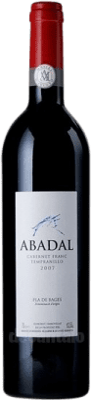 9,95 € Free Shipping | Red wine Masies d'Avinyó Abadal Franc D.O. Pla de Bages Catalonia Spain Tempranillo, Cabernet Franc Bottle 75 cl
