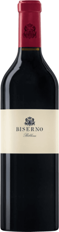 161,95 € Free Shipping | Red wine Tenuta di Biserno Bibbona Otras D.O.C. Italia Italy Merlot, Cabernet Sauvignon, Cabernet Franc, Petit Verdot Bottle 75 cl