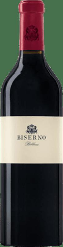 159,95 € Envoi gratuit   Vin rouge Tenuta di Biserno Bibbona Otras D.O.C. Italia Italie Merlot, Cabernet Sauvignon, Cabernet Franc, Petit Verdot Bouteille 75 cl