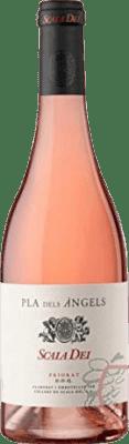 19,95 € Free Shipping | Rosé wine Scala Dei Pla dels Àngels Joven D.O.Ca. Priorat Catalonia Spain Grenache Bottle 75 cl