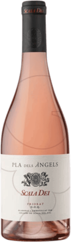 41,95 € Free Shipping | Rosé wine Scala Dei Pla dels Àngels Joven D.O.Ca. Priorat Catalonia Spain Grenache Magnum Bottle 1,5 L