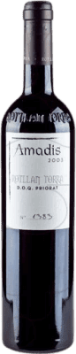 22,95 € Free Shipping | Red wine Rotllan Torra Amadis Reserva D.O.Ca. Priorat Catalonia Spain Merlot, Syrah, Grenache, Cabernet Sauvignon, Mazuelo, Carignan Bottle 75 cl