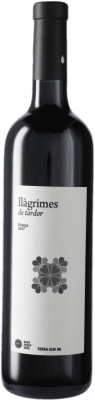 7,95 € Free Shipping | Red wine Sant Josep Llagrimes de Tardor Negre Crianza D.O. Terra Alta Catalonia Spain Tempranillo, Syrah, Grenache, Mazuelo, Carignan Bottle 75 cl