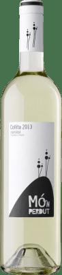 4,95 € Envío gratis | Vino blanco Oliveda Mon Perdut Joven D.O. Empordà Cataluña España Macabeo, Chardonnay Botella 75 cl