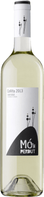 6,95 € Free Shipping | White wine Oliveda Mon Perdut Joven D.O. Empordà Catalonia Spain Macabeo, Chardonnay Bottle 75 cl
