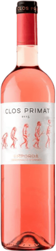 4,95 € Free Shipping | Rosé wine Oliveda Clos Primat Joven D.O. Empordà Catalonia Spain Grenache, Cabernet Sauvignon, Mazuelo, Carignan Bottle 75 cl