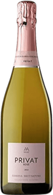 9,95 € Kostenloser Versand   Rosé Sekt Alta Alella Privat Rose Brut Natur Joven D.O. Cava Katalonien Spanien Flasche 75 cl