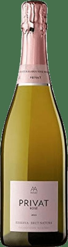 9,95 € Envoi gratuit   Rosé moussant Alta Alella Privat Rose Brut Nature Joven D.O. Cava Catalogne Espagne Bouteille 75 cl