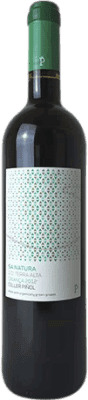 11,95 € Free Shipping | Red wine Piñol Sa Natura Crianza D.O. Terra Alta Catalonia Spain Merlot, Syrah, Mazuelo, Carignan, Petit Verdot Bottle 75 cl