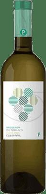 6,95 € Free Shipping | White wine Piñol Raig de Raïm Joven D.O. Terra Alta Catalonia Spain Grenache White, Macabeo Bottle 75 cl