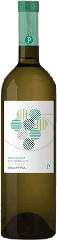 6,95 € Envoi gratuit | Vin blanc Piñol Raig de Raïm Joven D.O. Terra Alta Catalogne Espagne Grenache Blanc, Macabeo Bouteille 75 cl