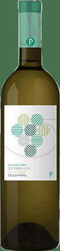 6,95 € Envío gratis   Vino blanco Piñol Raig de Raïm Joven D.O. Terra Alta Cataluña España Garnacha Blanca, Macabeo Botella 75 cl