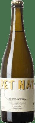 21,95 € Free Shipping | White sparkling Escoda Sanahuja Pet Nat Ancestral Catalonia Spain Sumoll, Parellada Bottle 75 cl