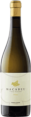 22,95 € Free Shipping | White wine Tomàs Cusiné Finca Racons Crianza D.O. Costers del Segre Catalonia Spain Macabeo, Albariño Bottle 75 cl