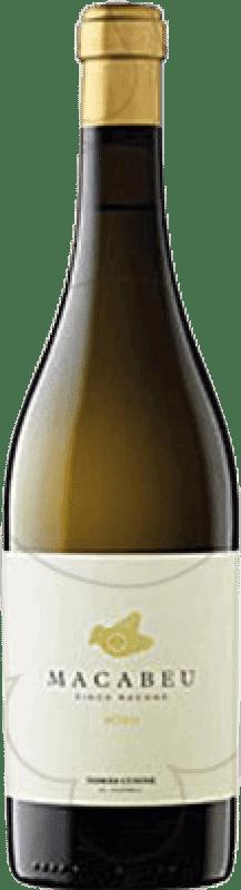 19,95 € Envío gratis   Vino blanco Tomàs Cusiné Finca Racons Crianza D.O. Costers del Segre Cataluña España Macabeo, Albariño Botella 75 cl