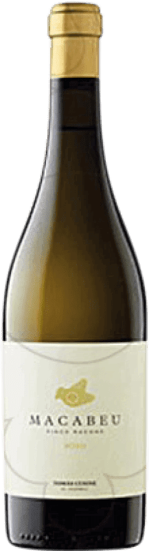 19,95 € Free Shipping | White wine Tomàs Cusiné Finca Racons Crianza D.O. Costers del Segre Catalonia Spain Macabeo, Albariño Bottle 75 cl
