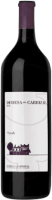 18,95 € Envoi gratuit   Vin rouge Dehesa del Carrizal Crianza D.O.P. Vino de Pago Dehesa del Carrizal Castilla la Mancha y Madrid Espagne Syrah Bouteille Magnum 1,5 L