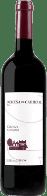 9,95 € Free Shipping   Red wine Dehesa del Carrizal Crianza D.O.P. Vino de Pago Dehesa del Carrizal Castilla la Mancha y Madrid Spain Cabernet Sauvignon Bottle 75 cl