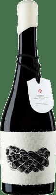 59,95 € Kostenloser Versand | Rotwein Cruz De Alba Finca los Hoyales D.O. Ribera del Duero Kastilien und León Spanien Tempranillo Flasche 75 cl