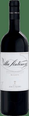 48,95 € Envoi gratuit | Vin rouge Pèppoli Villa Antinori Crianza D.O.C.G. Chianti Classico Italie Cabernet Sauvignon, Sangiovese Bouteille Magnum 1,5 L