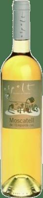 11,95 € Envio grátis | Vinho fortificado Espelt D.O. Empordà Catalunha Espanha Mascate Garrafa 75 cl
