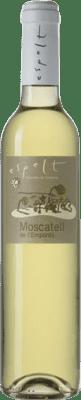 6,95 € Free Shipping | Fortified wine Espelt D.O. Empordà Catalonia Spain Muscat Half Bottle 50 cl
