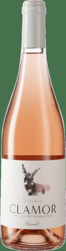 4,95 € Free Shipping   Rosé wine Raimat Rosat Clamor Joven D.O. Costers del Segre Catalonia Spain Tempranillo, Cabernet Sauvignon Bottle 75 cl