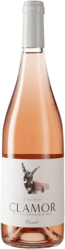 4,95 € Envoi gratuit | Vin rose Raimat Rosat Clamor Joven D.O. Costers del Segre Catalogne Espagne Tempranillo, Cabernet Sauvignon Bouteille 75 cl