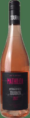 15,95 € Free Shipping | Rosé wine Chapoutier Tournon Mathilda Joven Australia Grenache Bottle 75 cl