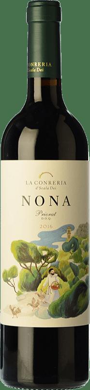 9,95 € Free Shipping | Red wine La Conreria de Scala Dei Nona Crianza D.O.Ca. Priorat Catalonia Spain Merlot, Syrah, Grenache Bottle 75 cl