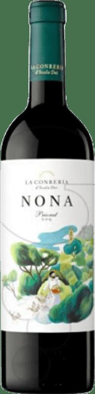 19,95 € Free Shipping | Red wine La Conreria de Scala Dei Nona Crianza D.O.Ca. Priorat Catalonia Spain Merlot, Syrah, Grenache Magnum Bottle 1,5 L