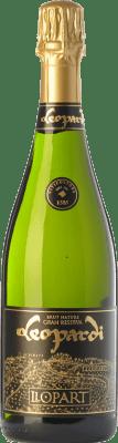 24,95 € Free Shipping | White sparkling Llopart Leopardi Brut Nature Gran Reserva D.O. Cava Catalonia Spain Macabeo, Xarel·lo, Chardonnay, Parellada Bottle 75 cl