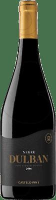 6,95 € Free Shipping | Red wine Pedregosa Dulban Joven D.O. Penedès Catalonia Spain Tempranillo, Grenache, Mazuelo, Carignan Bottle 75 cl