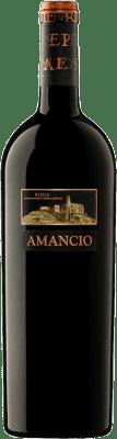 87,95 € Free Shipping | Red wine Sierra Cantabria Amancio D.O.Ca. Rioja The Rioja Spain Tempranillo Bottle 75 cl