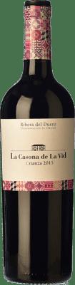 18,95 € Free Shipping | Red wine Lagar de Isilla La Casona de la Vid Crianza D.O. Ribera del Duero Castilla y León Spain Tempranillo, Merlot, Cabernet Sauvignon Bottle 75 cl