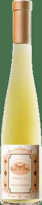 45,95 € Free Shipping | Fortified wine Castillo de Monjardín Esencia de Monjardin 2010 D.O. Navarra Navarre Spain Chardonnay Half Bottle 37 cl
