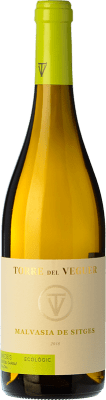 12,95 € Free Shipping   White wine Torre del Veguer Sitges Joven D.O. Penedès Catalonia Spain Malvasía Bottle 75 cl