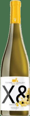 12,95 € Free Shipping   White wine Torre del Veguer X&XV Joven D.O. Penedès Catalonia Spain Xarel·lo, Xarel·lo Vermell Bottle 75 cl