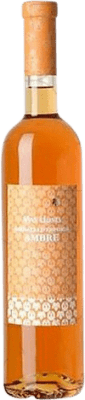 8,95 € Free Shipping | Fortified wine Mas Llunes Ambre D.O. Empordà Catalonia Spain Garnacha Roja Bottle 75 cl | Thousands of wine lovers trust us to get the best price guarantee, free shipping always and hassle-free shopping and returns.