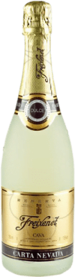 5,95 € Free Shipping   White sparkling Freixenet Carta Nevada Sweet D.O. Cava Catalonia Spain Macabeo, Xarel·lo, Parellada Bottle 75 cl   Thousands of wine lovers trust us to get the best price guarantee, free shipping always and hassle-free shopping and returns.