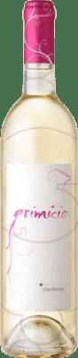 5,95 € Free Shipping | White wine Batea Primicia Joven D.O. Terra Alta Catalonia Spain Chardonnay Bottle 75 cl