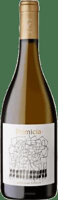 6,95 € Free Shipping | White wine Batea Primicia Fermentado Barrica Crianza D.O. Terra Alta Catalonia Spain Grenache White Bottle 75 cl