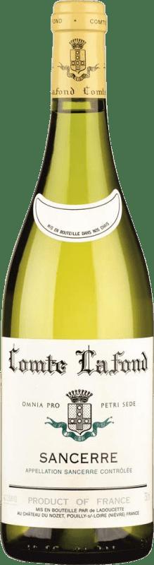 38,95 € Free Shipping | White wine Ladoucette Comte Lafond Crianza A.O.C. Sancerre France Sauvignon White Bottle 75 cl