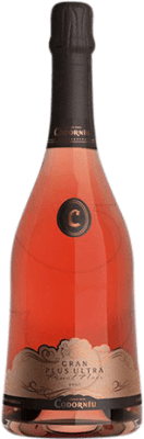13,95 € Free Shipping   Rosé sparkling Codorníu Gran Plus Ultra Brut Reserva D.O. Cava Catalonia Spain Pinot Black Bottle 75 cl   Thousands of wine lovers trust us to get the best price guarantee, free shipping always and hassle-free shopping and returns.