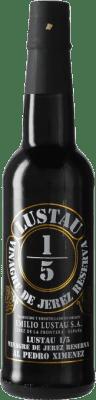 6,95 € Kostenloser Versand | Essig Lustau 1/5 Spanien Kleine Flasche 37 cl