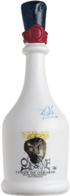 54,95 € Free Shipping | Brandy Conde Osborne Dalí Spain Bottle 70 cl