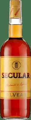 11,95 € Free Shipping | Brandy Alvear Secular Spain Missile Bottle 1 L