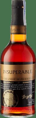 14,95 € Free Shipping | Brandy González Byass Insuperable Spain Bottle 70 cl