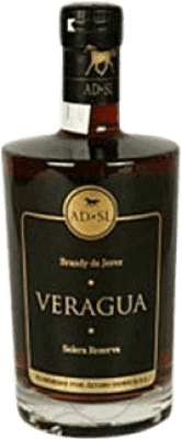 16,95 € Free Shipping | Brandy Domecq Veragua solera Reserva Spain Bottle 70 cl