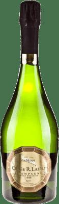 144,95 € Envoi gratuit | Blanc moussant G.H. Mumm Cuvée R. Lalou Brut Gran Reserva A.O.C. Champagne France Pinot Noir, Chardonnay Bouteille 75 cl | Des milliers d'amateurs de vin nous font confiance avec la garantie du meilleur prix, une livraison toujours gratuite et des achats et retours sans complications.